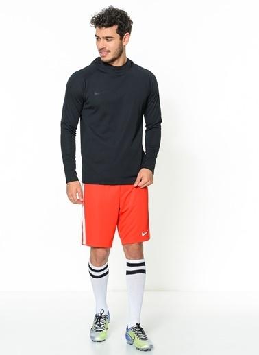 Nike Kapüşonlu Spor Sweatshirt Siyah